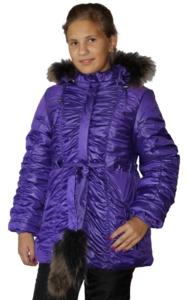 Зимняя куртка эмма от pikolino 140см