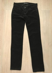 легкие вельветовые джинсы, 140см