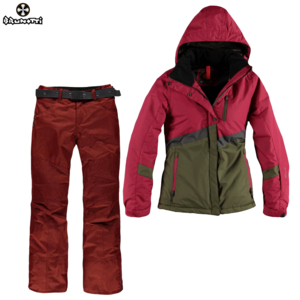 XS. костюм горнолыжный BRUNOTTI жен. (Голландия)