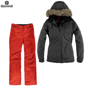 L. костюм горнолыжный BRUNOTTI женский (Голландия)