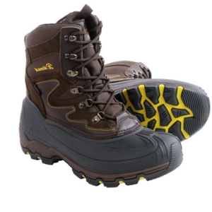 Kamik Thinsulate® Blackjack Snow Boots -Waterproof