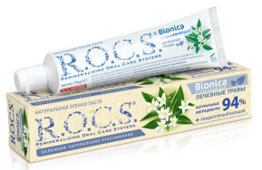 ROCS - умные зубные пасты №18
