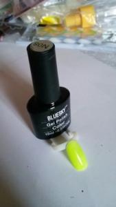 BLUESKY ПАЛИТРА NEON 08 (желто-зеленый)