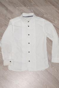 Рубашка mothercare белая