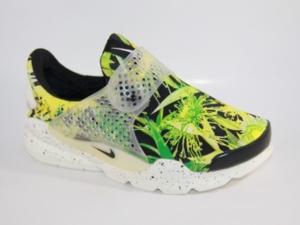 NIKE fragment design x Nike Sock Dart зеленый