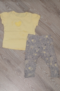 Комплект футболка+бриджи Baby Kair