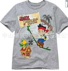 футболка Джейк и пираты Нетландии