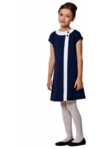 платье President School трикотажное ,134-140