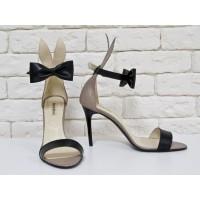 Женская Кожаная Обувь Gino Figini