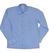 Рубашка школьная 122-158 рост