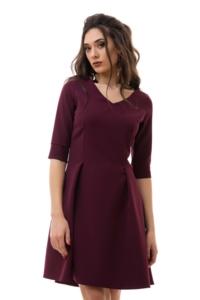 Платье марсала, М-ка