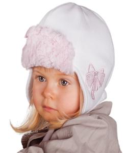 Новая польская зимняя шапка PUPILL р.46-48