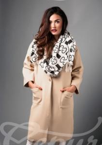 Пальто oversize, 46-48 размер.