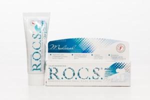 ROCS - умные зубные пасты №20