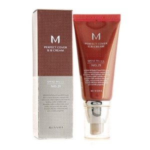 ББ крем MISSHA Perfect Cover SPF42 50ml