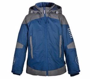 1) куртка крокид 116-122 зимняя мембрана