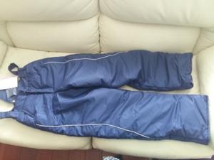 Комбинезон (штаны) зимний унисекс
