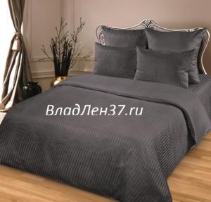 Постельное белье из страйп-сатина ВладЛен - 2