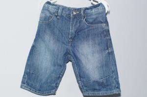 Супер джинсовые бриджи H&M р.98