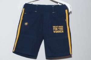 Т.синие шорты Crockid  р.86