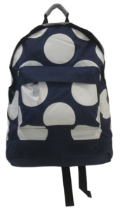 Рюкзак Mi Pac Polka XL Navy/White