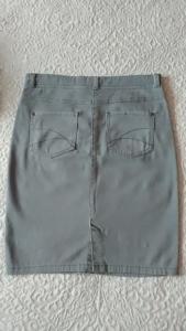 Юбки джинсовые р.42