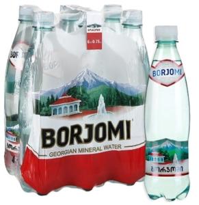 Минеральная вода Бoржoми