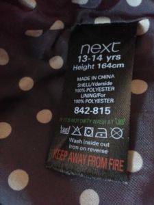 Куртка Некст 13-14/158-164 (42-44)