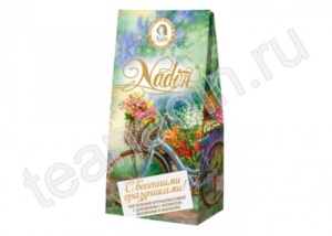 Подарочные чаи NADIN