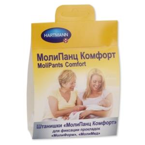 Новые Молипант трусики д/фикс. прокладок L