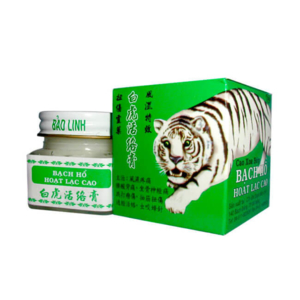 Чудо мазь при кожных проблемах, Тигровый вьетнам