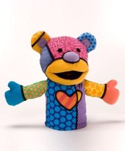 Игрушка-перчатка Tallulah the Bear, BRITTO