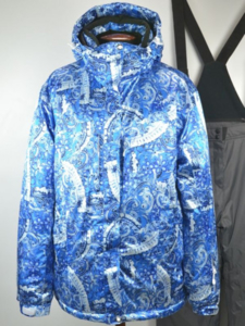 Костюм лыжный женский зимний (холлофайбер)