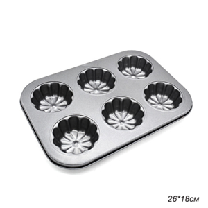Форма для выпечки 26х18 см Кексы