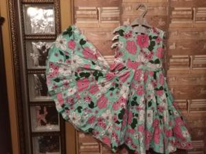 Платье куплено на сайте mothecare