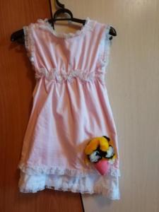 Платье 3-4года