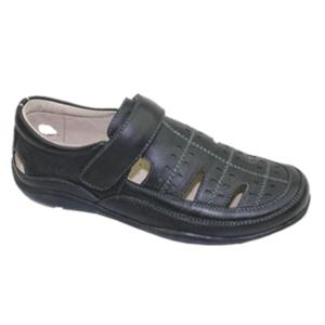Туфли открытые для мальчика 34-21 см
