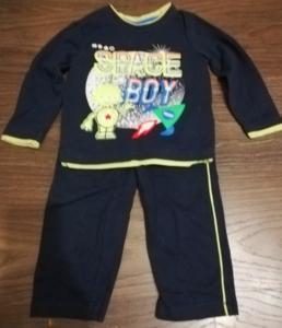 пижама BERTI (германия) 86-92см