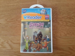 Игра для приставки V.Reader -  Scooby Doo