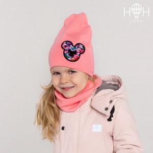 Hohloon! Детские дизайнерские шапки и одежда опт
