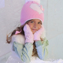 Детские шапки,шлемы,комплекты,шарфы,манишки,перчат