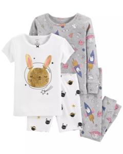 Пижама Carters набор из 2 шт. р-р 3 года