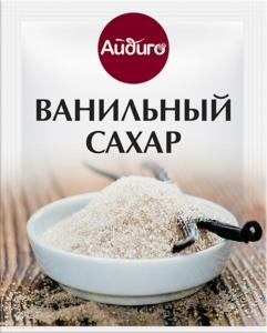Ванильный сахар тм мегамарт 20 гр