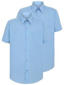 Рубашка George, набор из 2 шт. р-р 7-8 лет