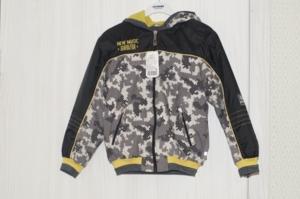 Новая Куртка на флисе MMdadak весна/лето р.122