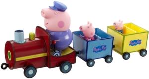 ПАРАВОЗИК ДЕДУШКИ Peppa Pig