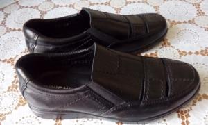 Кожаные туфли Юничел для мальчика