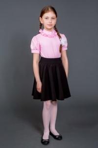 КОФТА ИРА РОЗОВАЯ КИ-04