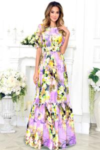 paradise-style платье