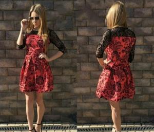 фактурное платье